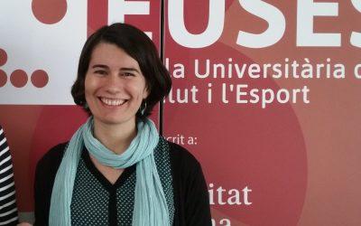 La professora d'EUSES Dra. Anna Prats participa en un debat d'Olot Televisió sobre obesitat infantil