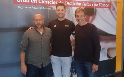 La revista European Journal of Sport Science publica un nou article dels professors Marc Madruga i Daniel Romero