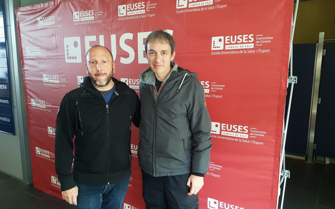 Article de Marc Madruga a la revista Journal of Human Kinetics amb molt protagonisme d'EUSES