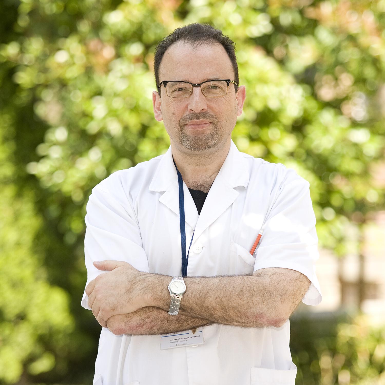 El doctor Salvador Pedraza, Excel·lent Cum Laude en la defensa la seva tesi doctoral