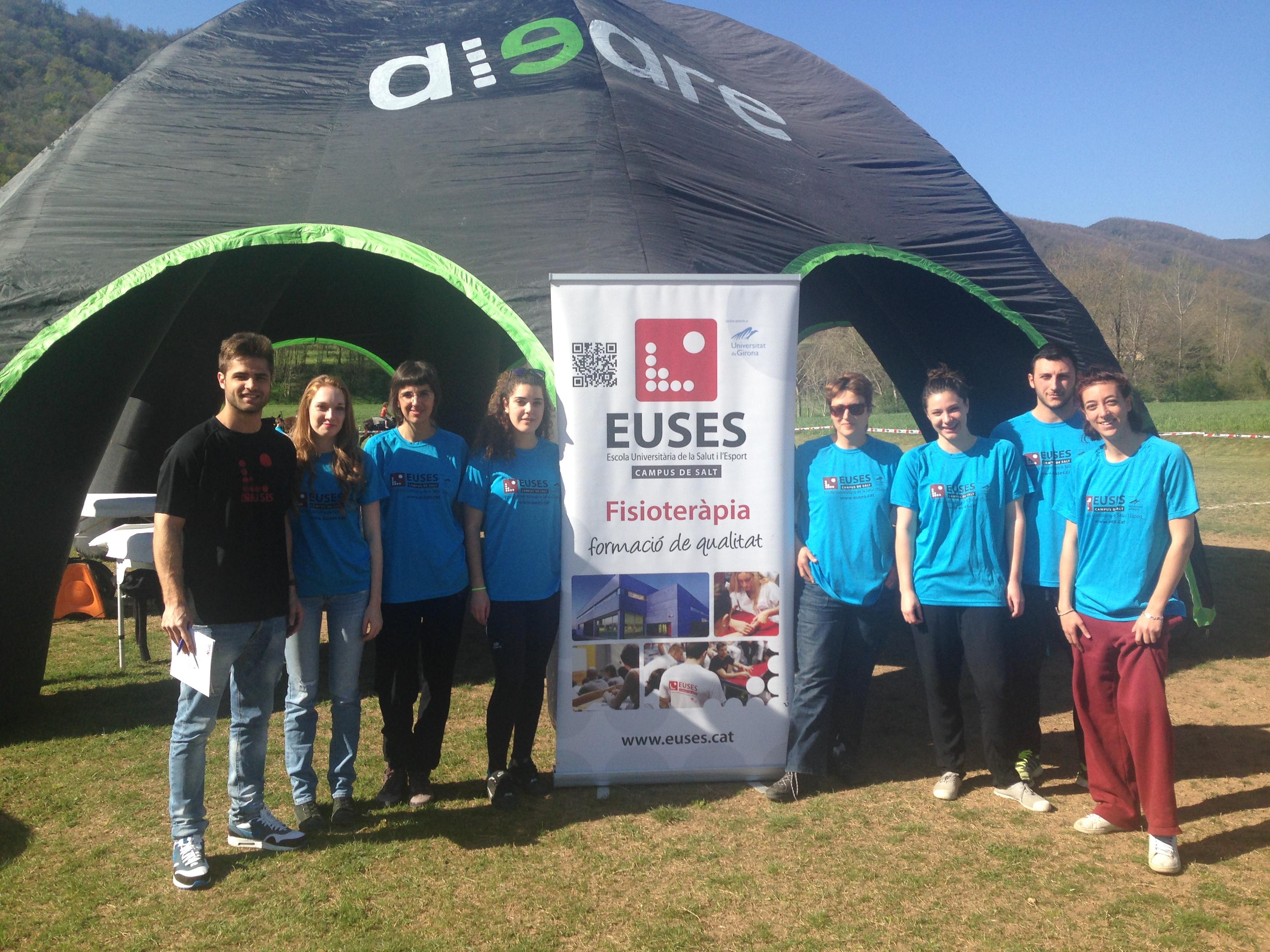 EUSES, present a la Vall de Bianya en una nova edició de la Romànic Extrem