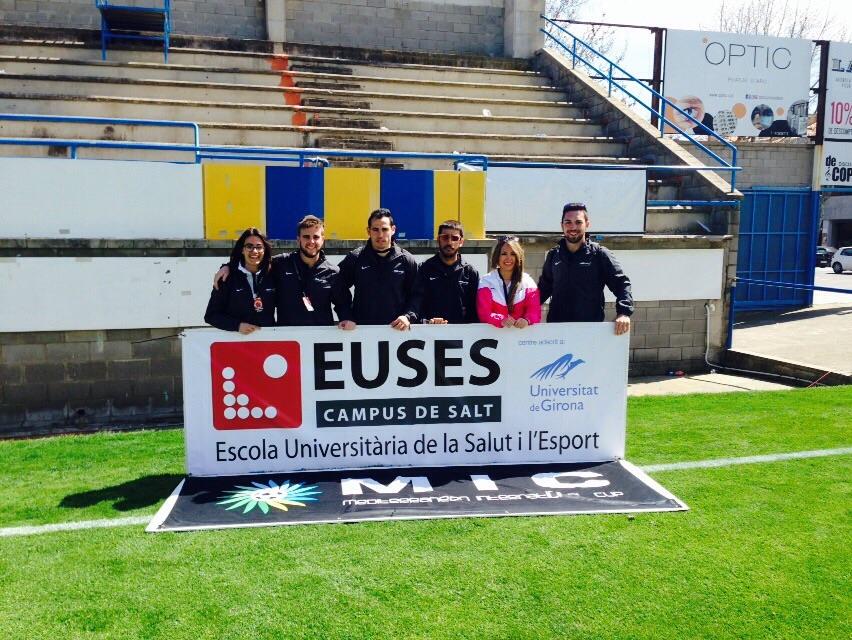 EUSES col·labora una temporada més amb el MIC, el torneig de futbol de més magnitud que se celebra per Setmana Santa