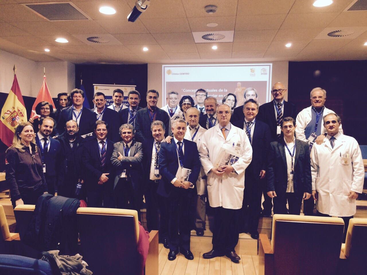 El professor d'EUSES-UdG Ramon Olivé, seleccionat en trobada d'especialistes en traumatologia