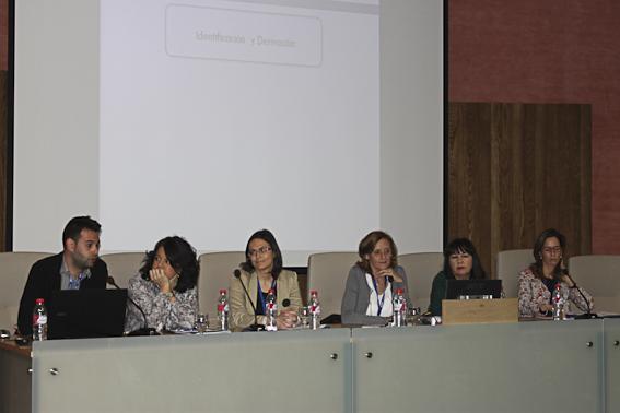 La professora d'EUSES Sònia Marcos participa en unes jornades de l'ATAI, a Granada