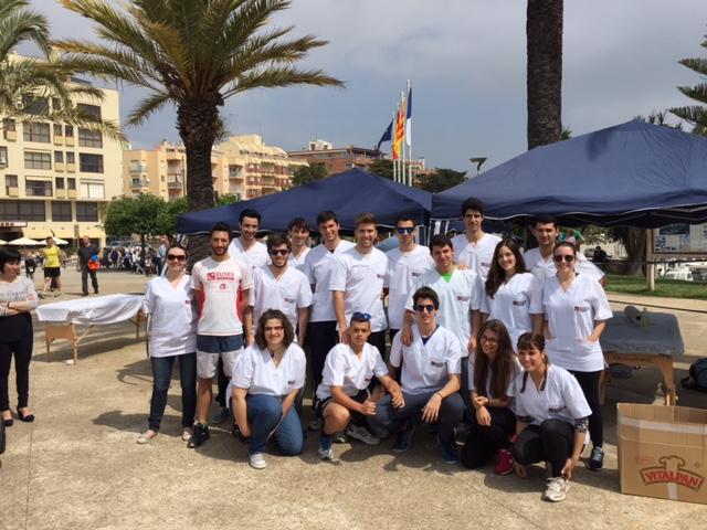EUSES TE-URV participa en el Triatló Doble Olímpic de Sant Carles de la Ràpita