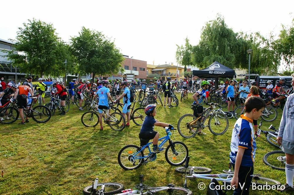 EUSES col·labora en una nova edició de la cursa de BTT de Vilablareix