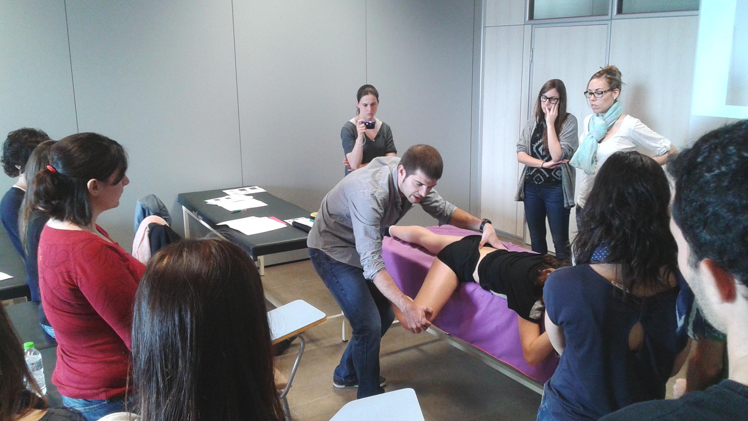 Finalitzat el curs d'Abordatge Fisioterapèutic de les lesions d'Extremitat Inferior