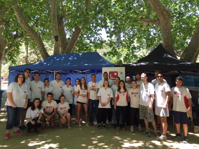 EUSES TE-URV participa en la marató vies verdes Terra Alta – Baix Ebre