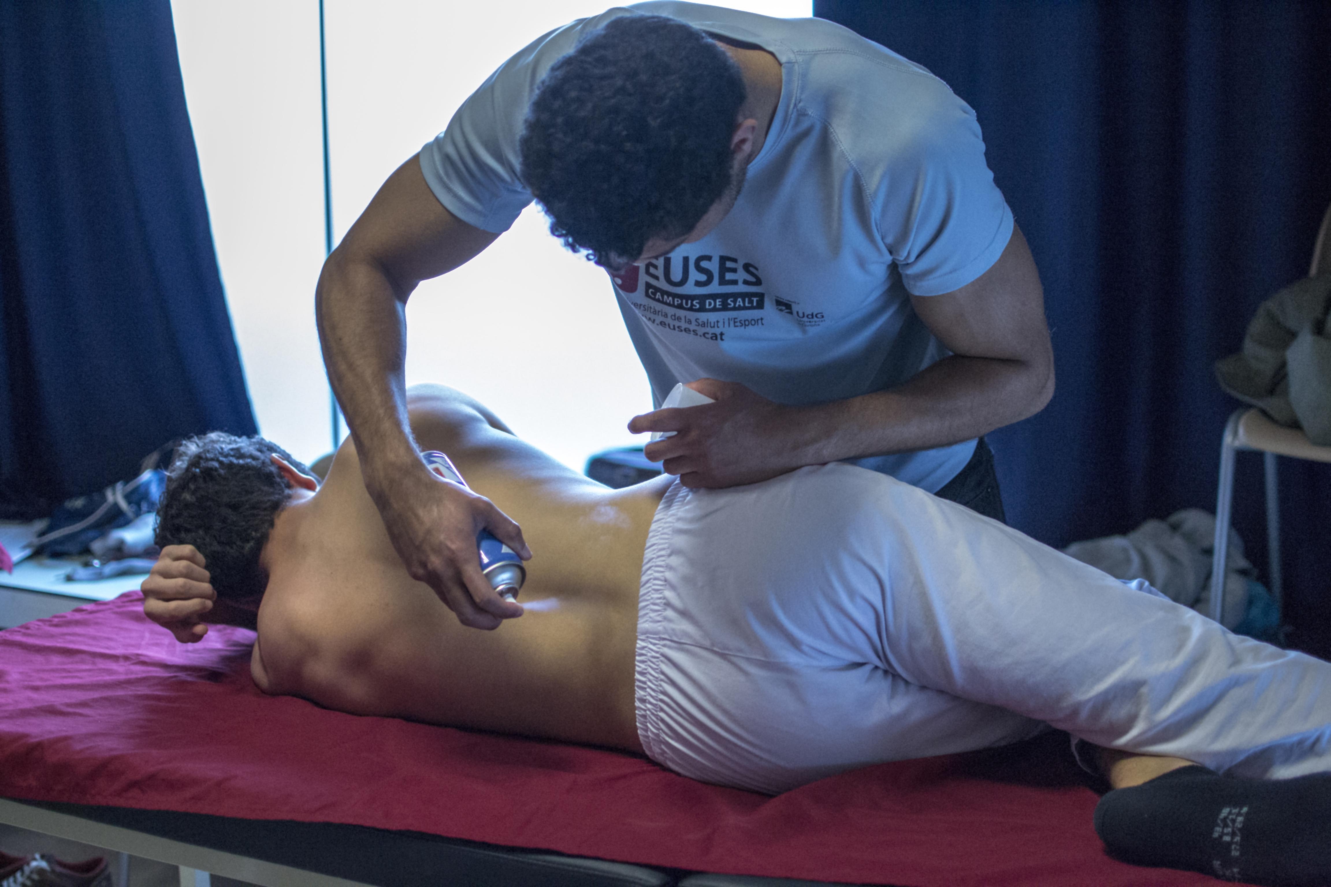 Quines són les darreres tendències en fisioteràpia? Estudia a EUSES-URV i les posaràs en pràctica