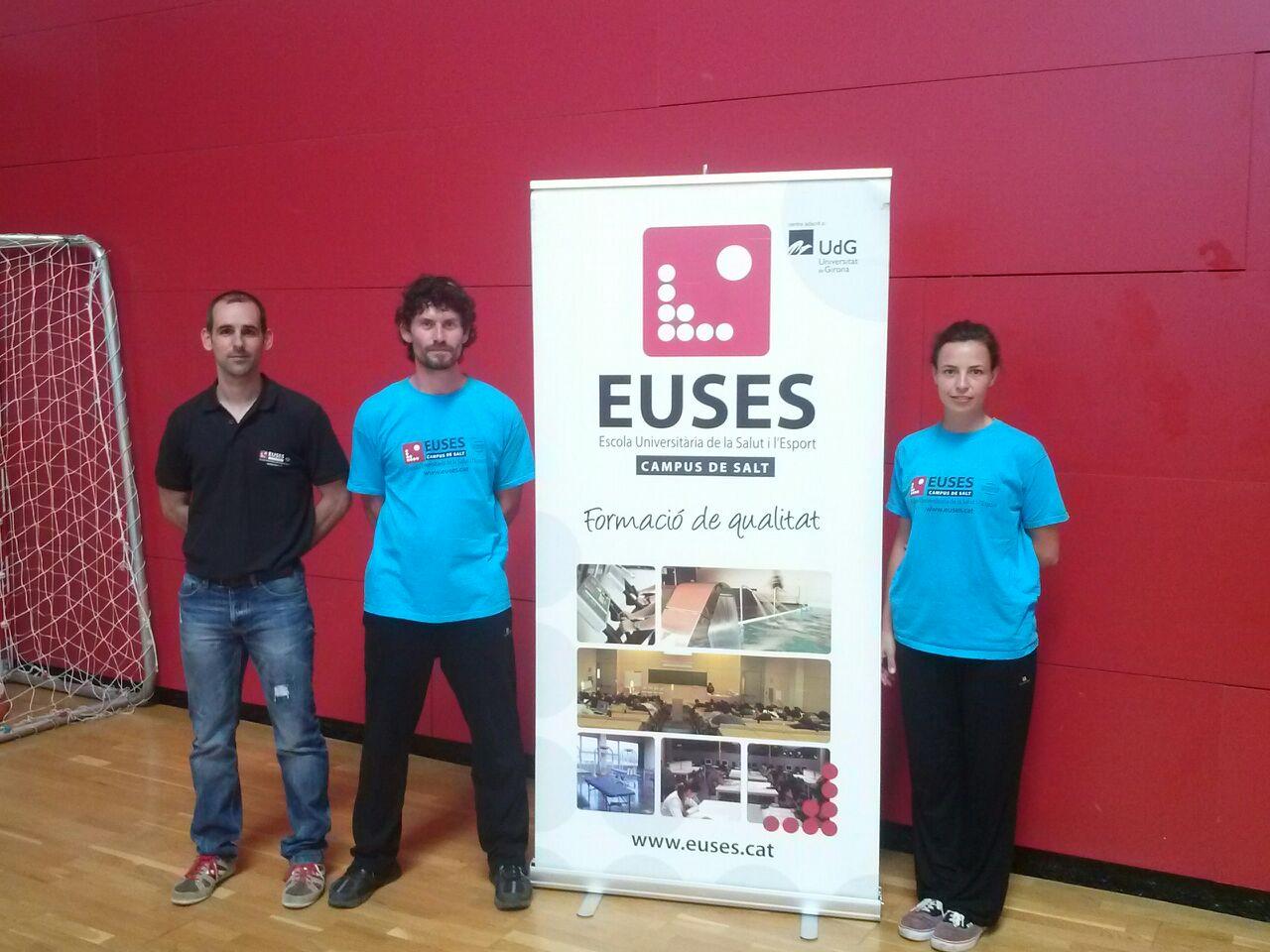 EUSES dóna suport als Jocs Empòrium, celebrats aquest dissabte a Lloret i Blanes