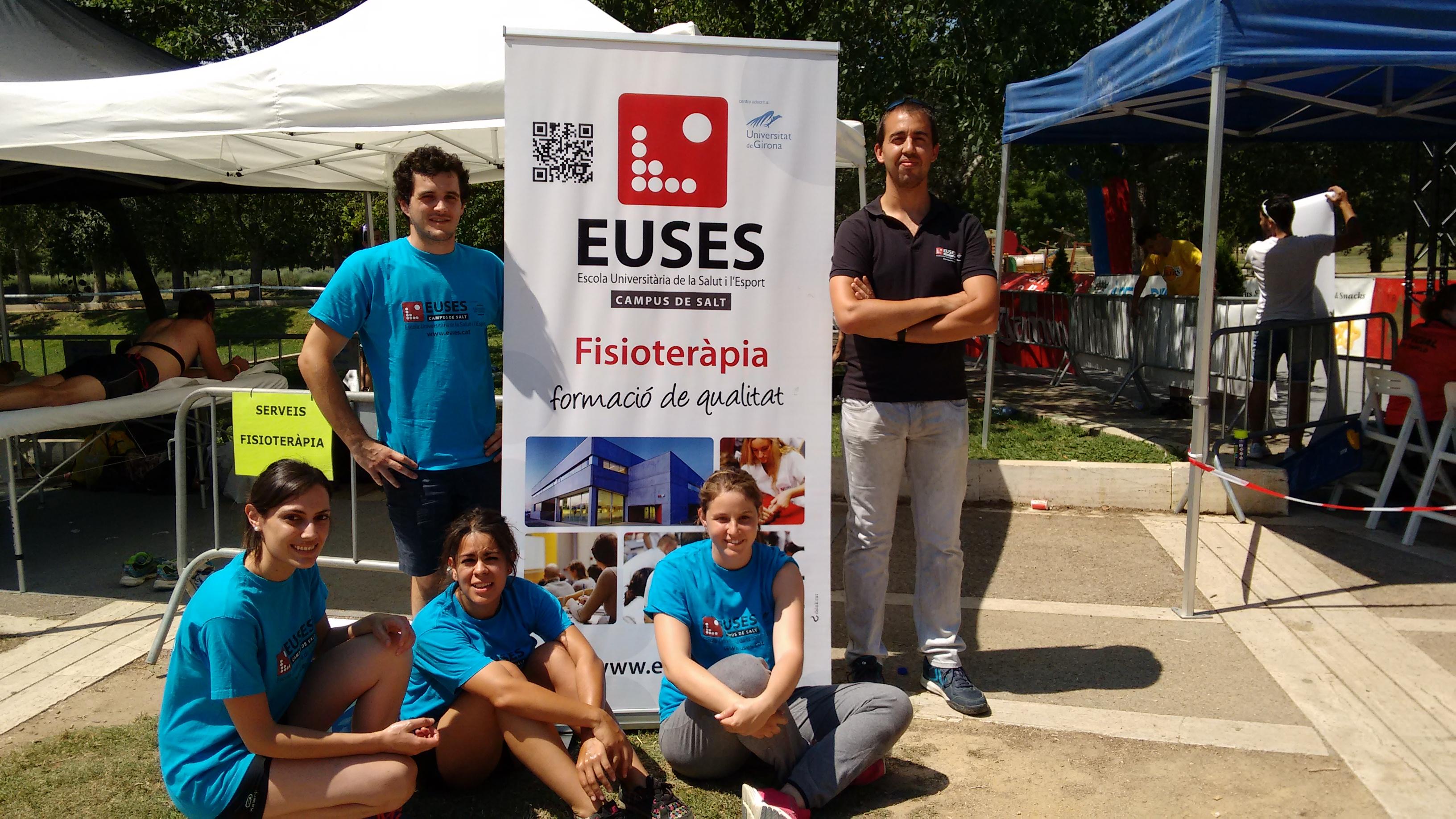 EUSES recupera els esportistes del Triatló Internacional B de Banyoles