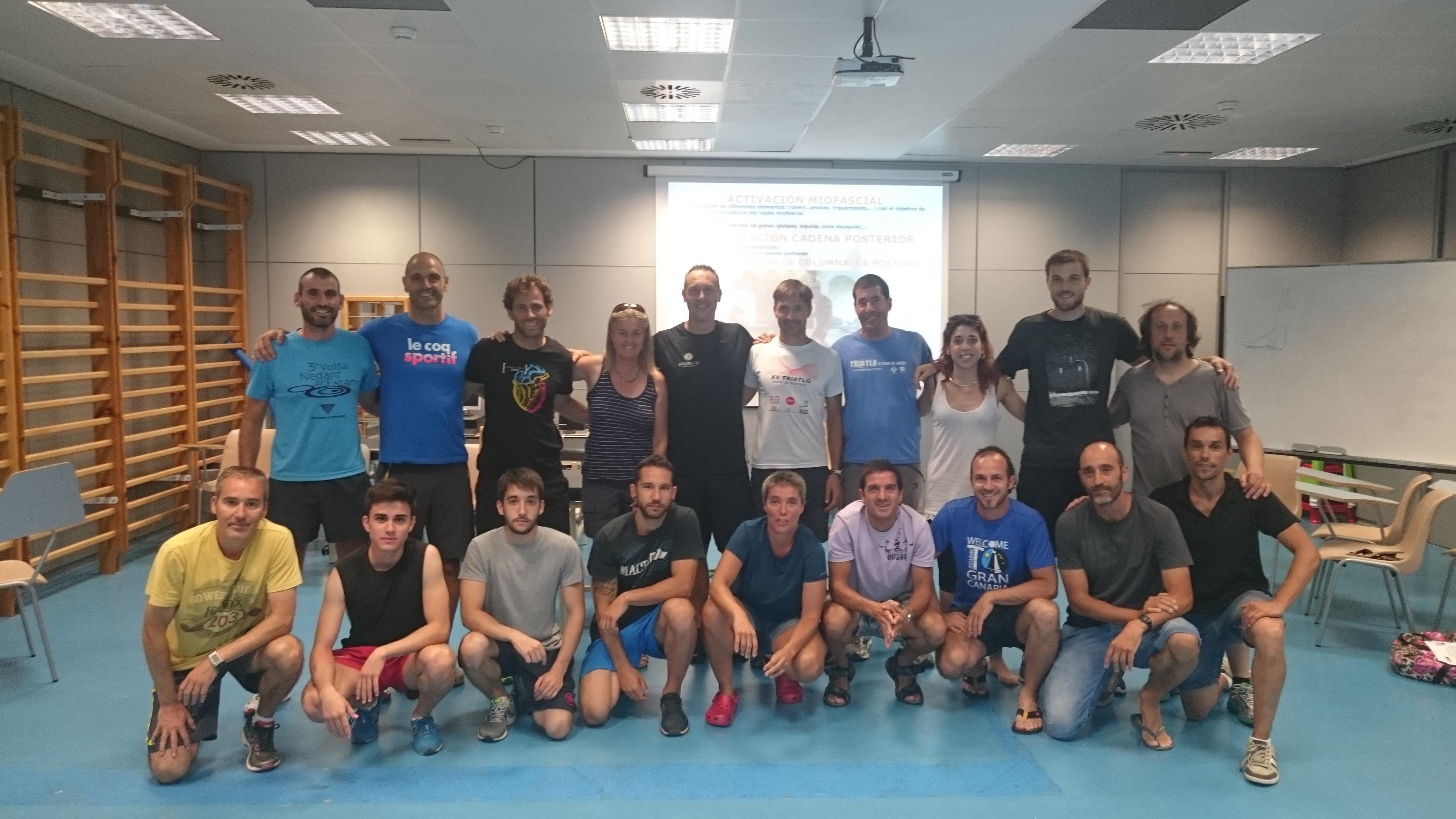 Celebrat a EUSES el primer curs d'estiu de running amb una vintena de participants