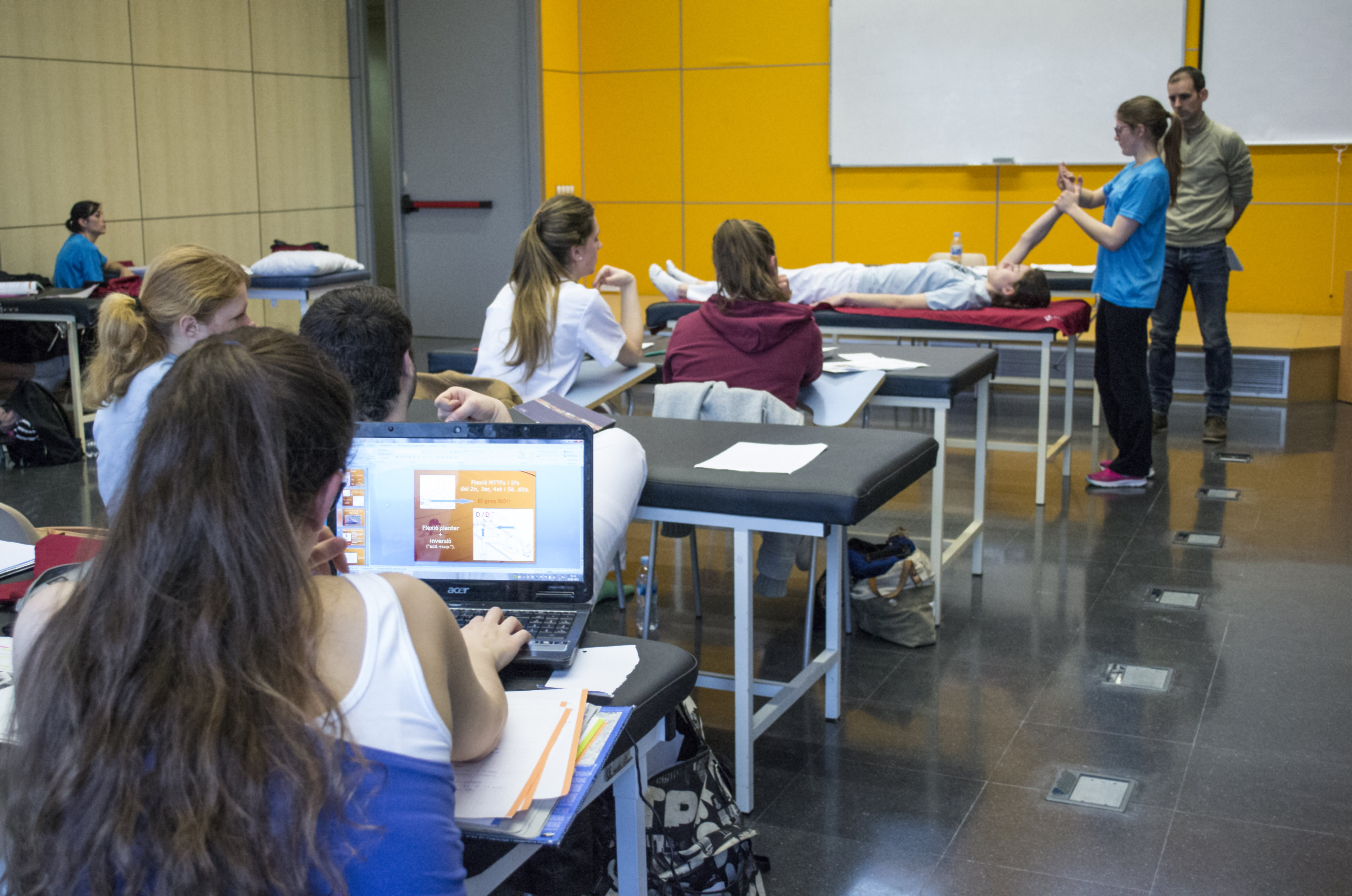 Per què estudiar el Grau en Fisioteràpia a EUSES al Campus Terres de l'Ebre? Encara pots matricular-te al setembre