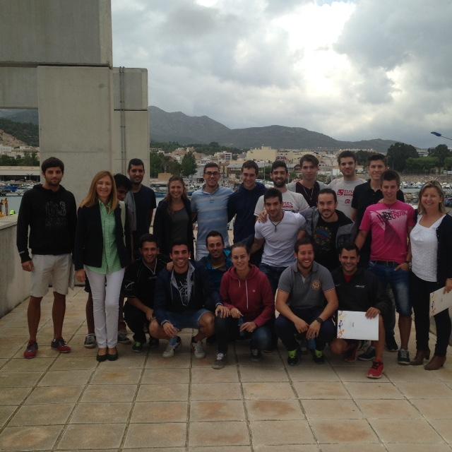EUSES TE-URV participa en la Jornada del Turisme actiu de Sant Carles de la Ràpita