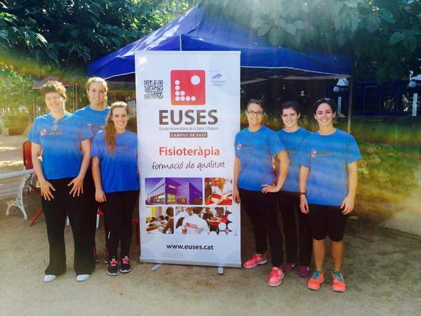 El Triatló de Tossa de Mar obre els voluntariats acadèmics d'EUSES 2015/16