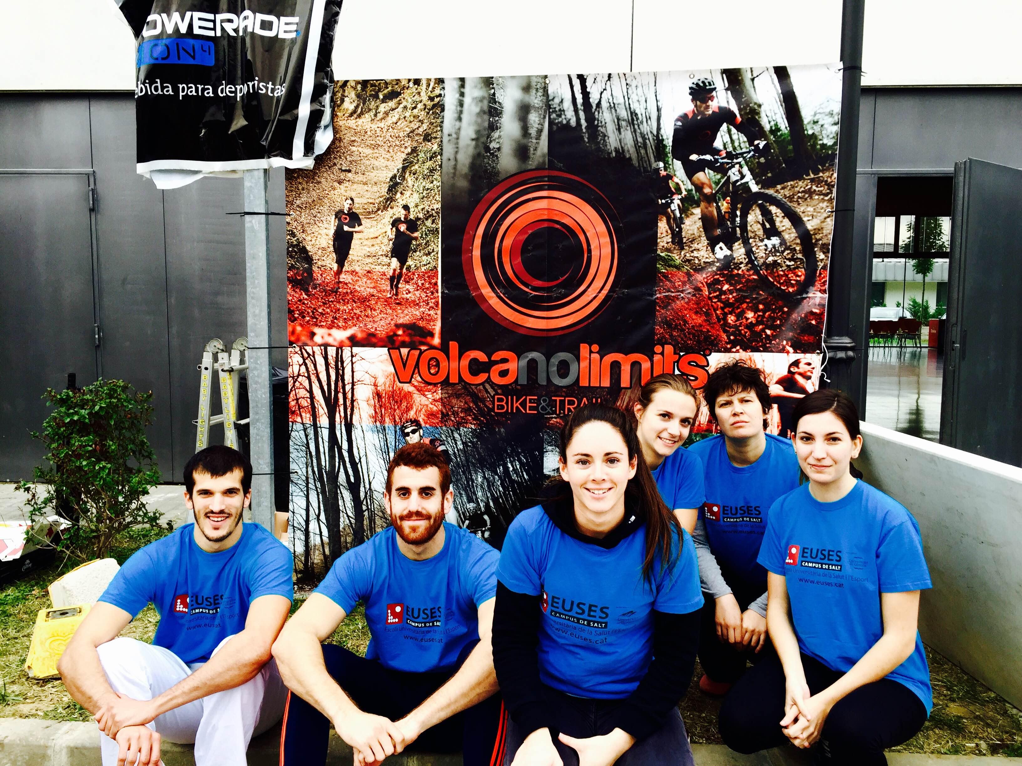 EUSES, present en una nova edició de la Vocanolímits, una cursa de BTT de 50 quilòmetres