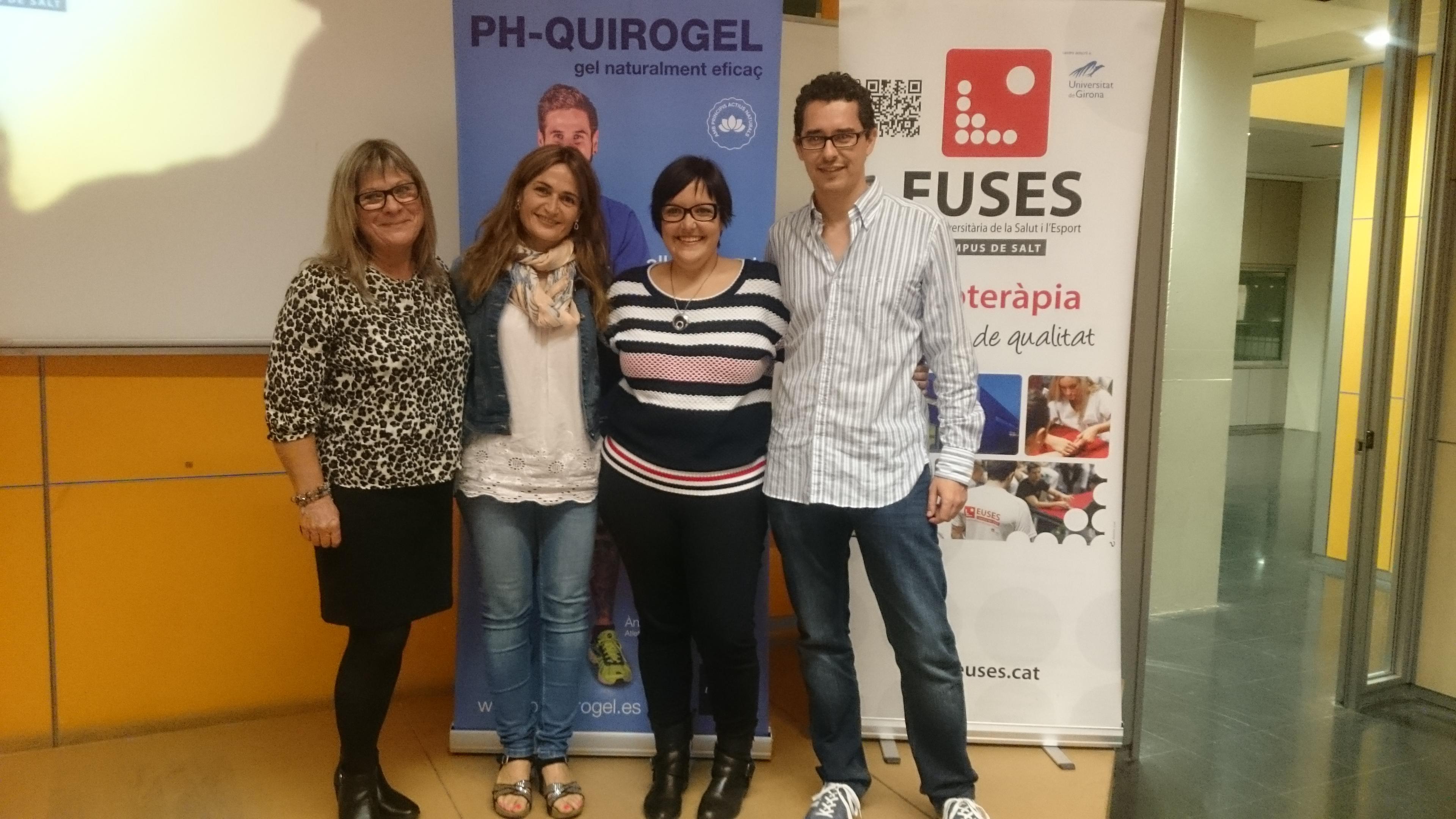 EUSES Alumni celebra la jornada de tutors i presenta els voluntariats acadèmics i l'oferta de formació continuada