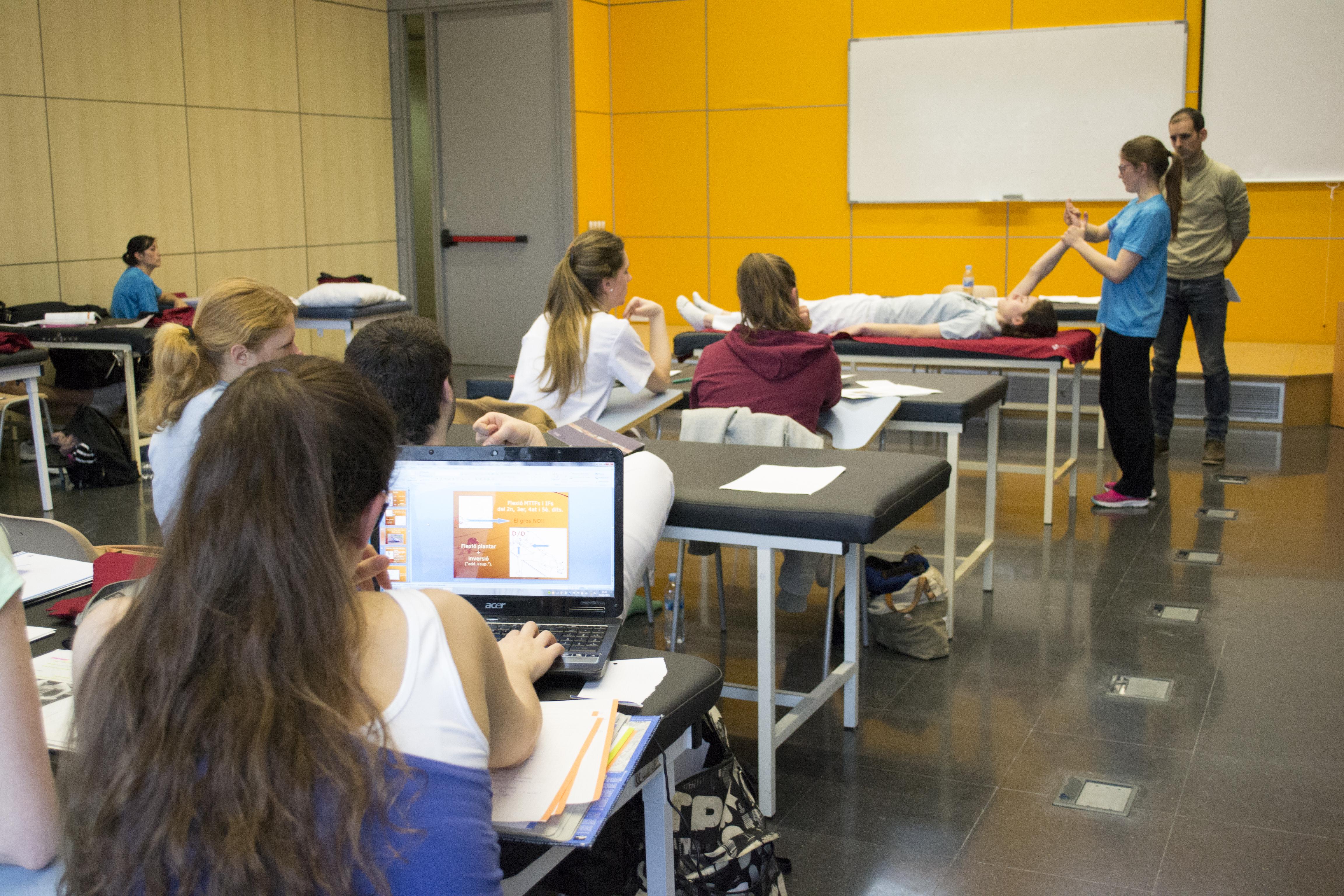 Coneixes les sortides professionals del Grau en Fisioteràpia d'EUSES Campus Terres de l'Ebre?