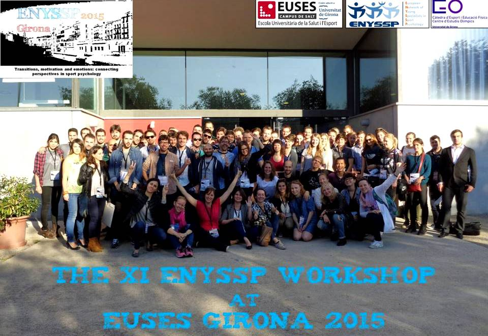 82 participants de 23 països han participat a l'ENYSSP 2015 Girona, celebrat a EUSES