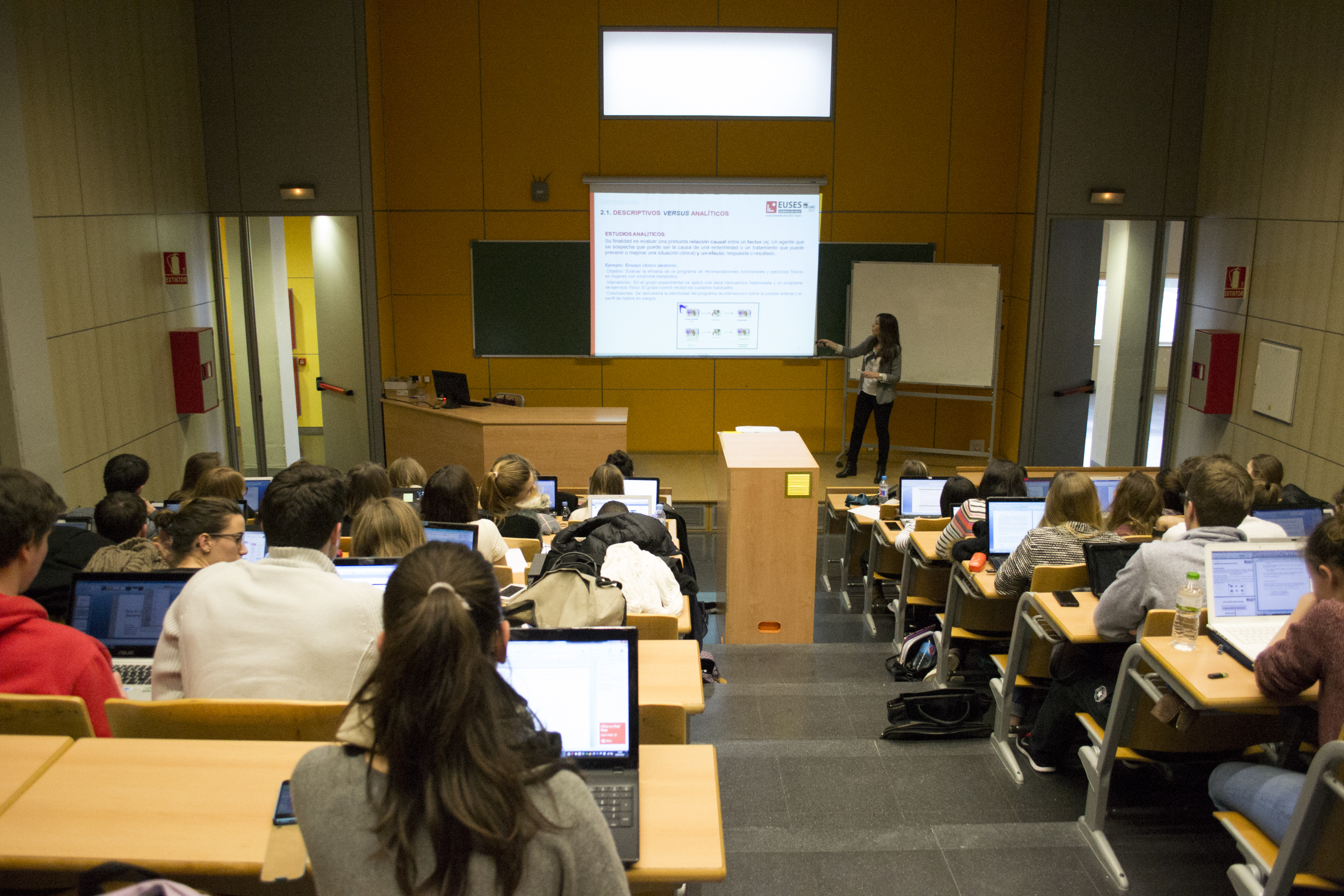 Vols conèixer l'impacte de les noves TIC aplicades a la fisioteràpia? Estudia el Grau en Fisioteràpia a EUSES-Campus Terres de l'Ebre