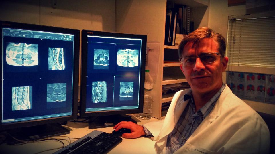 Premi Cum Laude per al Dr. Joan Carles Vilanova, professor del cicle d'Imatge per al Diagnòstic, per a un estudi d'imatge molecular