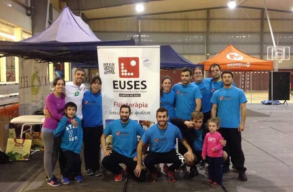 La Marató de Muntanya de l'Ardenya tanca els voluntariats acadèmics d'EUSES d'aquest any 2015