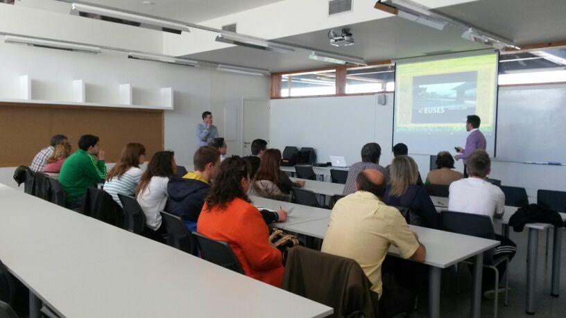 EUSES-URV Terres de l'Ebre obrirà les portes als futurs estudiants dels graus en CAFE i en Fisioteràpia els dies 13 i 30 d'abril