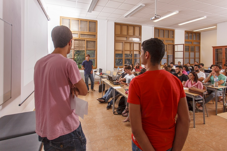 Una formació universitària on s'introdueix progressivament l'anglès? Estudia el Grau en Ciències de l'Activitat Física i l'Esport a EUSES-URV