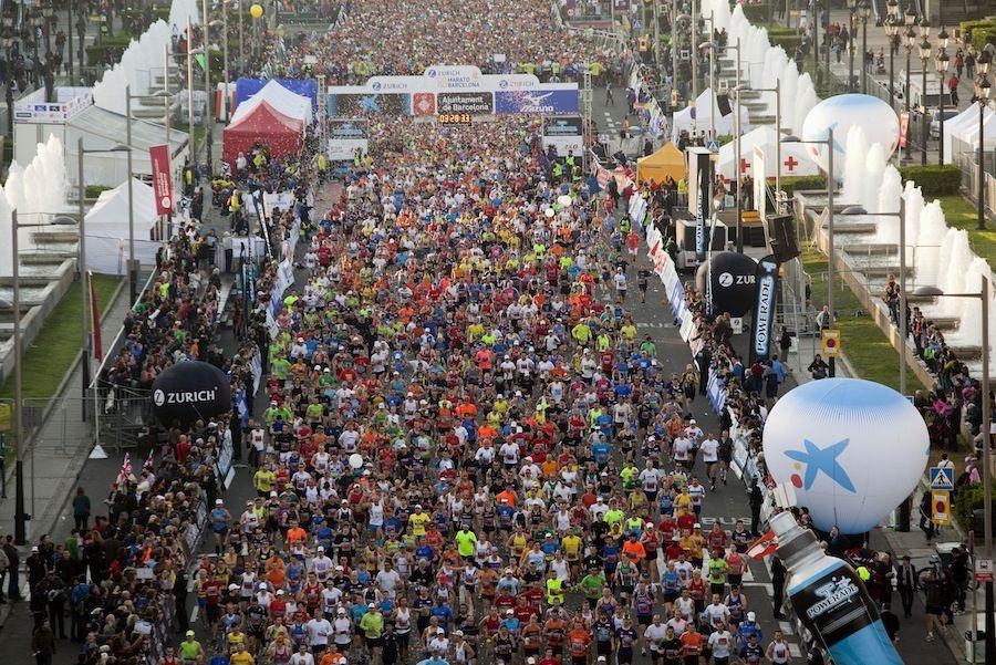 La marató de Barcelona, principal novetat entre la trentena de voluntariats d'EUSES programats per al segon semestre
