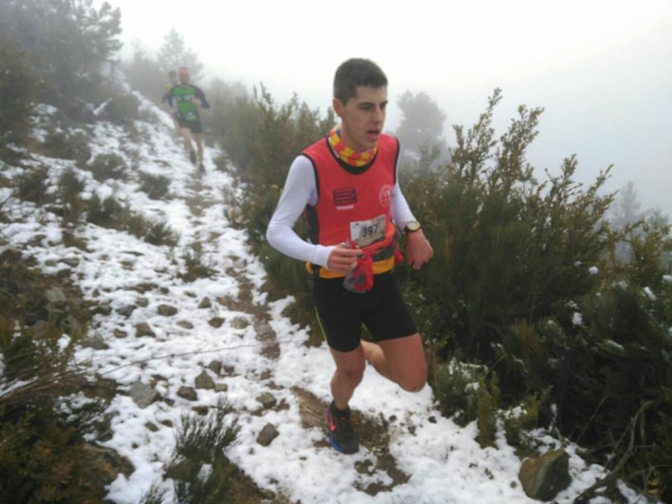 EUSES col·labora en la recuperació dels esportistes en la cursa de 20 quilòmetres de la Cerdanya Skyline
