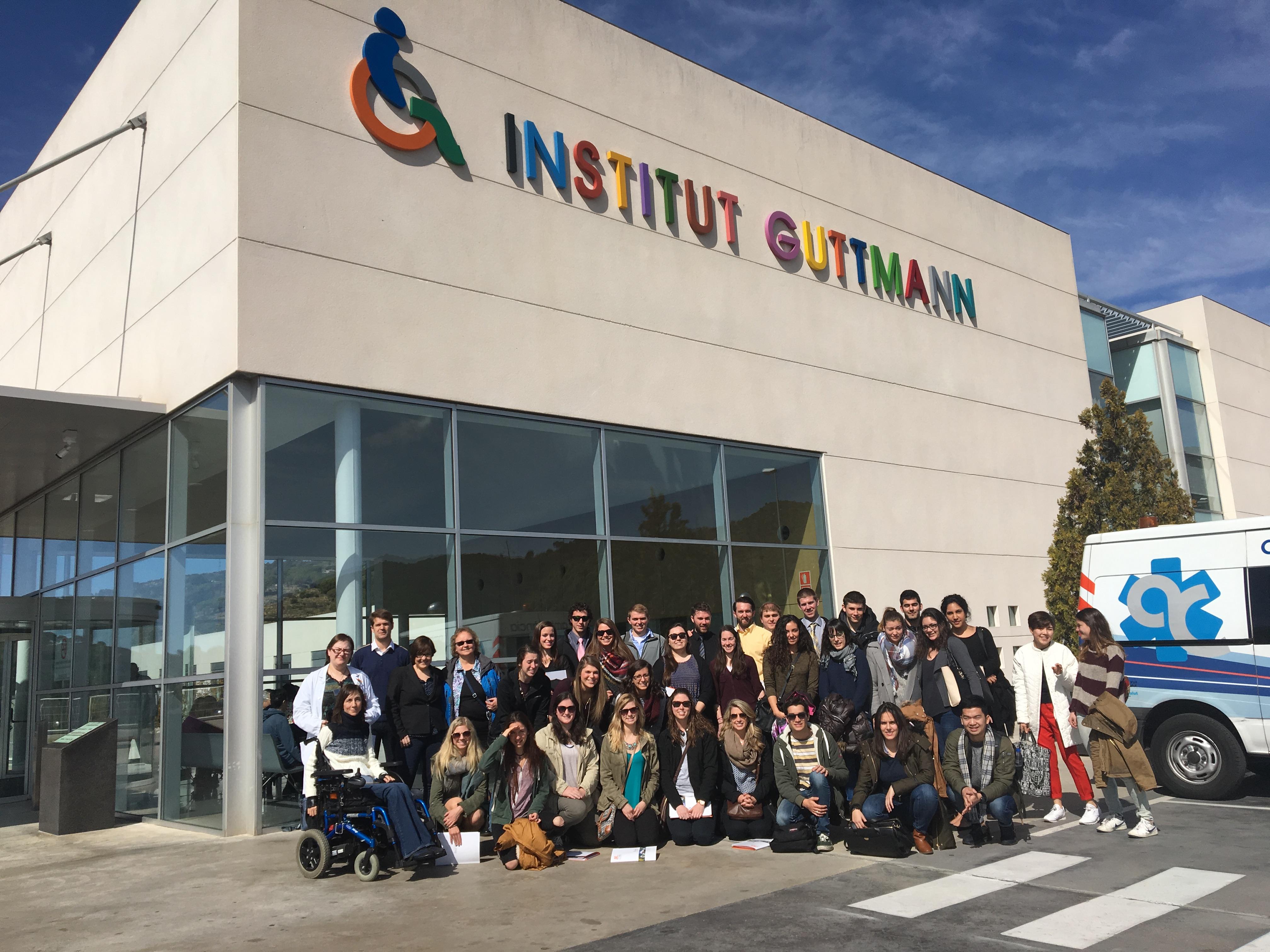 EUSES reforça els vincles amb Slippery Rock amb unes jornades de treball a Barcelona amb alumnes i professors de la universitat de Pittsburgh