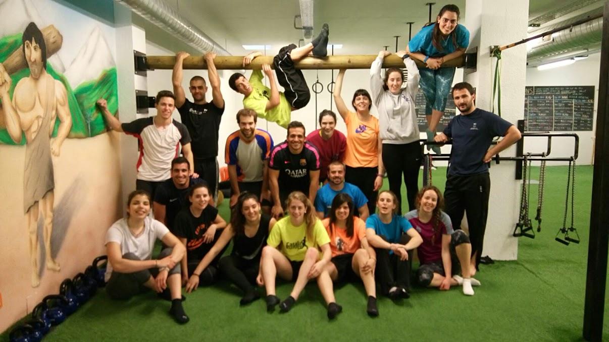 L'assignatura de Noves Tendències acosta els alumnes de CAFE al món del Paleotraining, Nordic Walking, Tacfit i i Crossfit