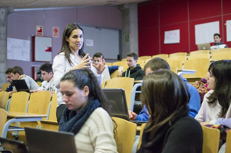 T'agradaria formar-te amb un professorat de primer nivell? Estudia el Grau en Ciències de l'Activitat Física i l'Esport a EUSES-UdG