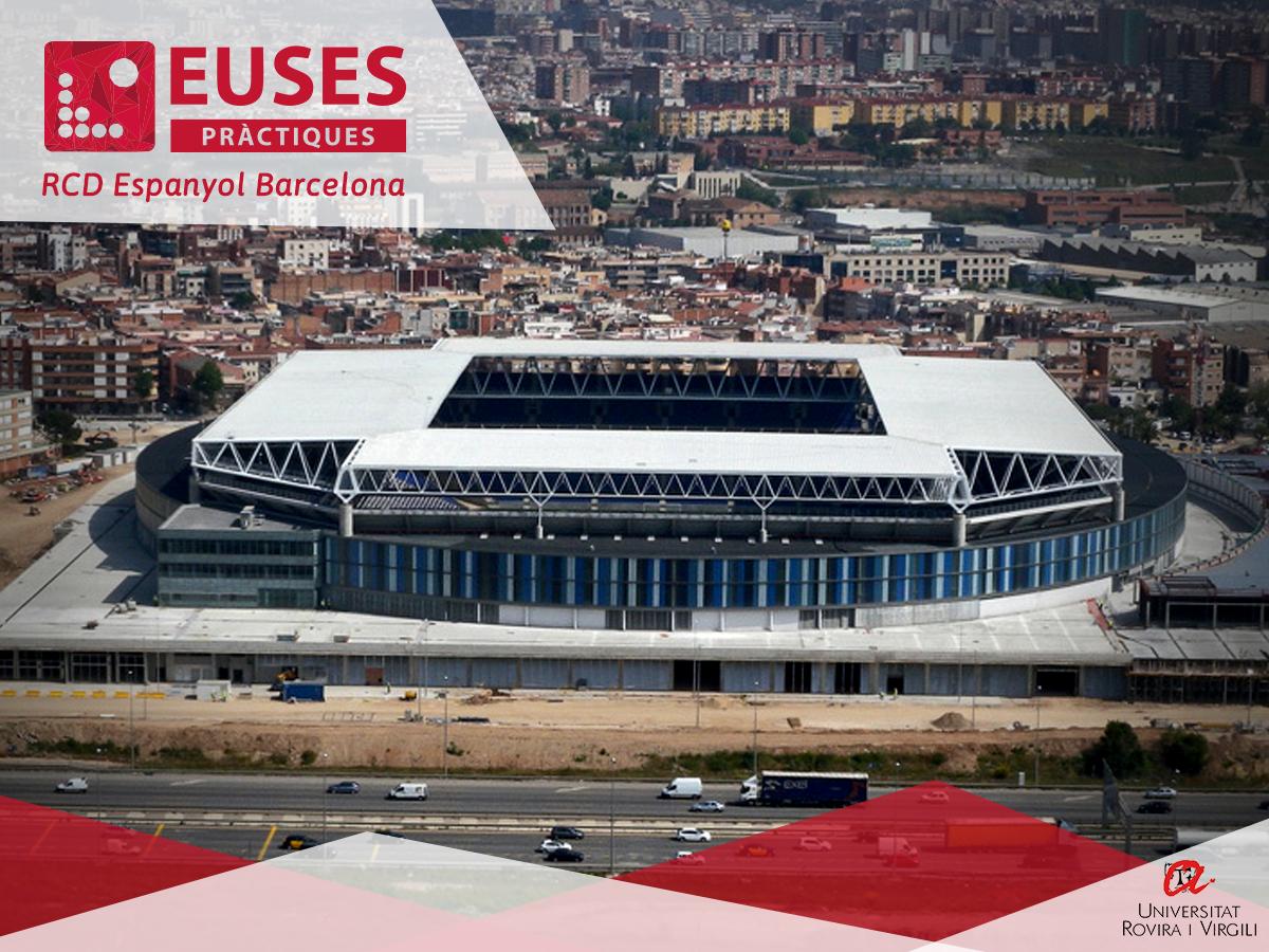 Vols fer pràctiques en clubs de renom com l'Espanyol i en centres de prestigi com el CAR? Estudia el Grau en Ciències de l'Activitat Física a EUSES Terres de l'Ebre