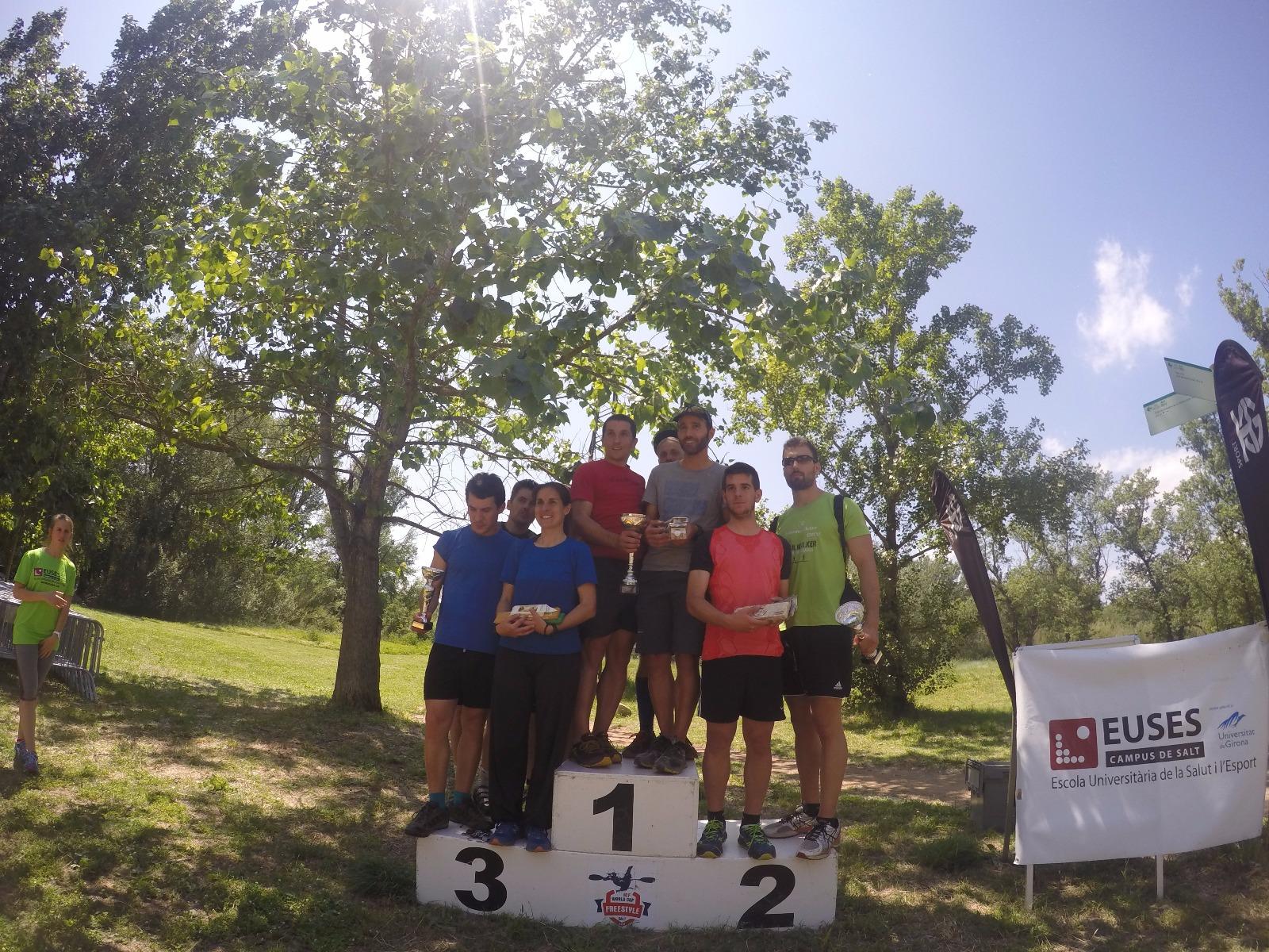 L'equip Aerobic Returns guanya la 3a edició del Raid EUSES, organitzat pels alumnes de 3r de CAFE