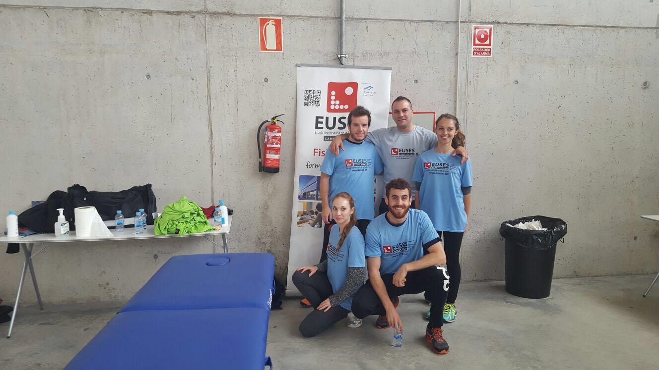 EUSES recupera els participants de la cursa solidària de primavera celebrada a Sant Julià de Ramis