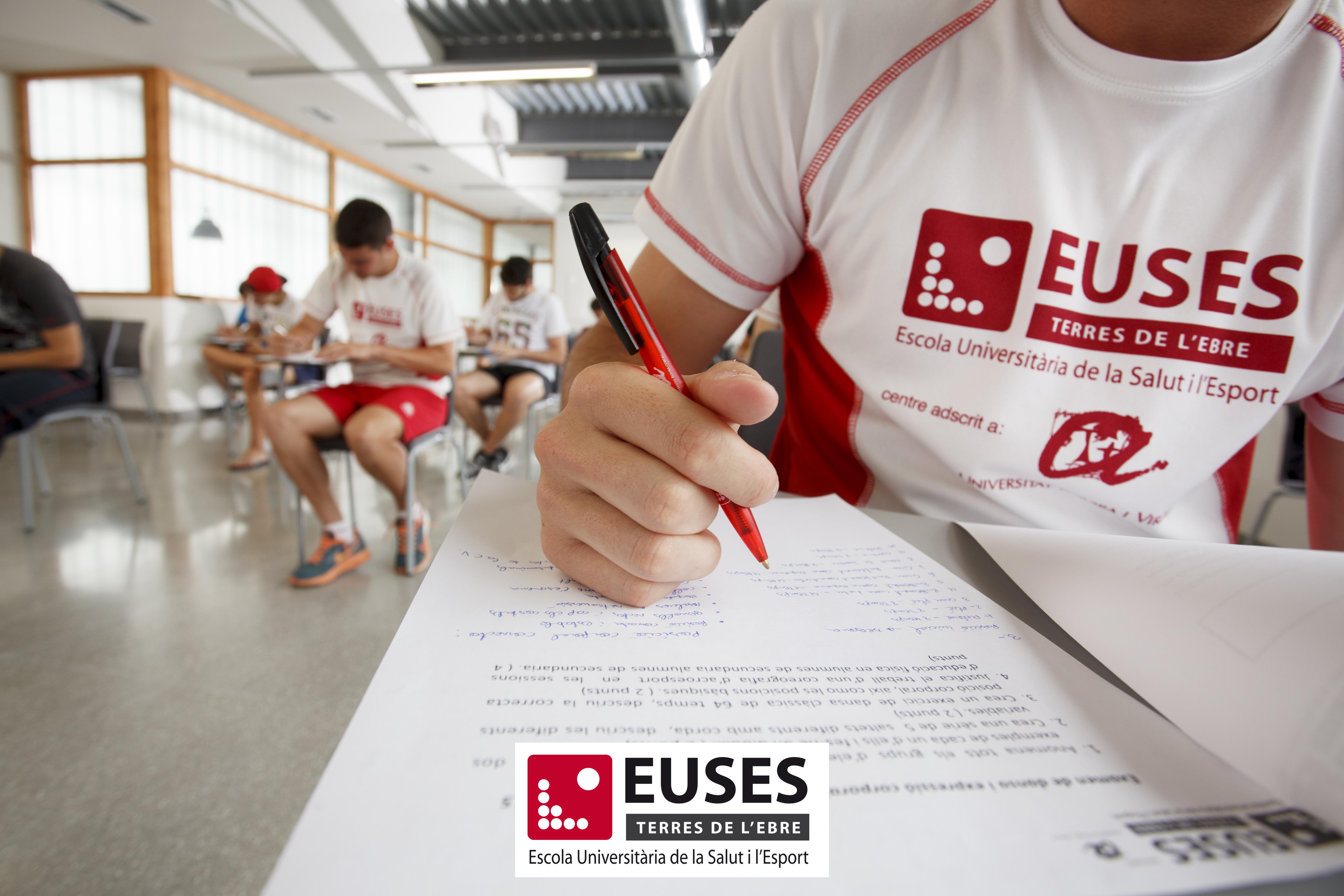 Sabies que el Grau en Ciències de l'Activitat Física i l'Esport d'EUSES Terres de l'Ebre és un dels estudis universitaris amb més projecció i sol·licituds?