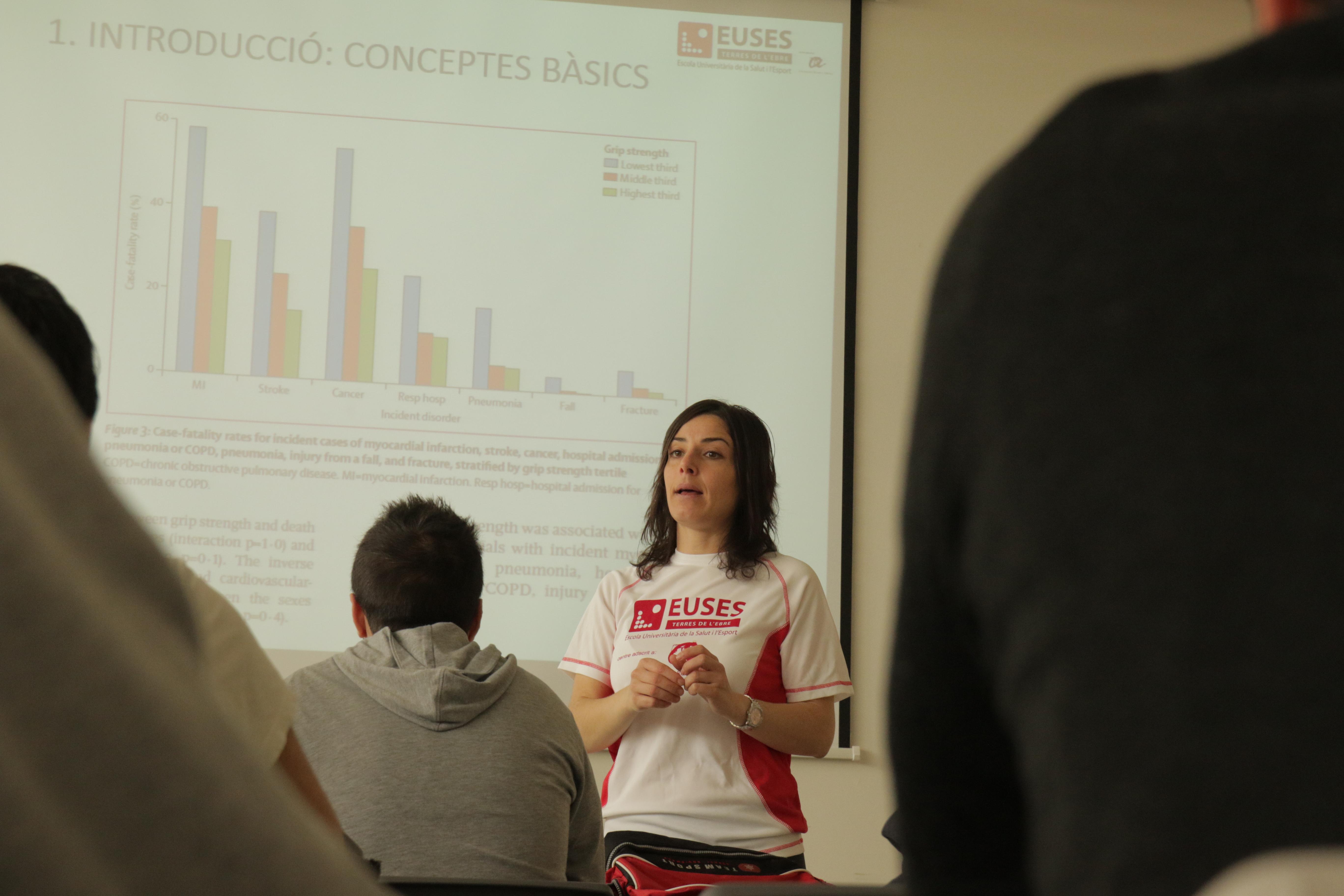 Forma't en les noves tendències de l'esport amb un professorat expert. Estudia el Grau en Ciències de l'Activitat Física i l'Esport a EUSES Terres de l'Ebre
