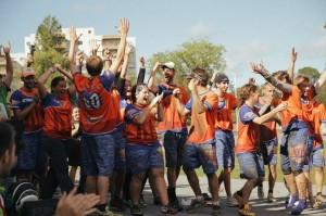 L'alumne de CAFE Marc Masó, campió d'Espanya d'Ultimate Frisbee a Getxo amb l'equip Disctèrics Ultimate