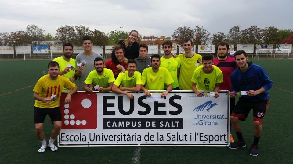 Aston Birras (futbol) i Royal Teams (bàsquet) guanyen la 3a Jornada Esportiva d'EUSES celebrada a la zona esportiva municipal de Salt