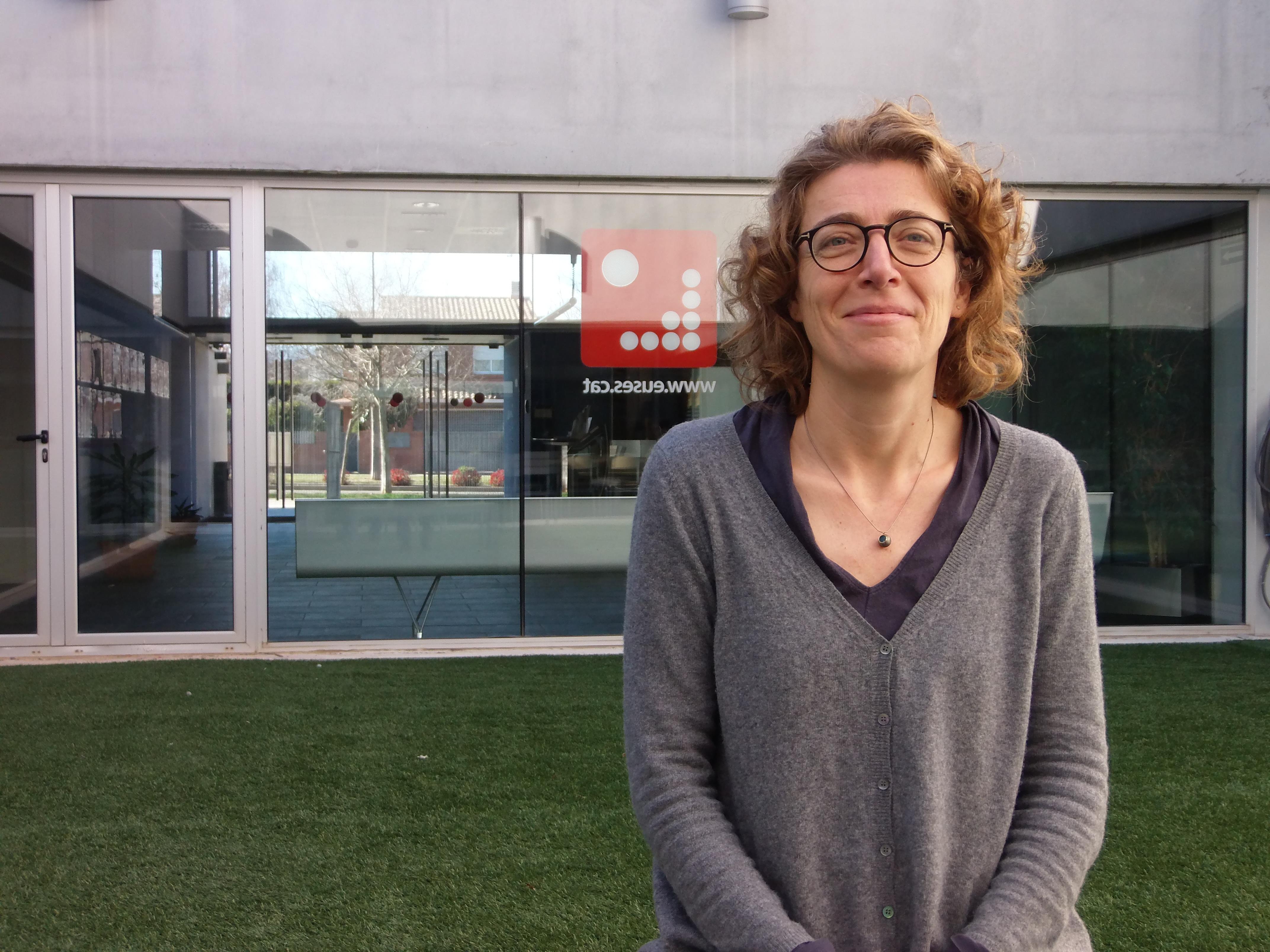 "La professora de CAFE d'EUSES Dra. Blanca Roman parla sobre el projecte PEHC en el programa ""Hora Girona"" de la Cadena Ser"