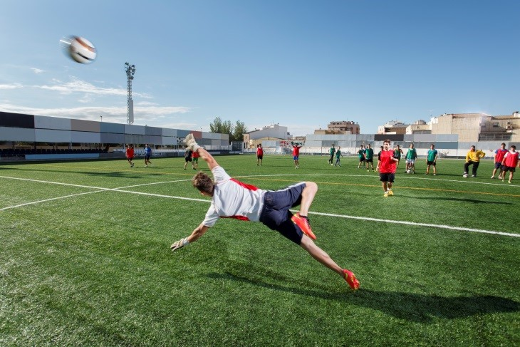 Amposta, una ciudad excelente para la práctica de actividades deportivas. Fórmate en el mejor entorno, estudiando el Grado en Ciencias de la Actividad Física y el Deporte en EUSES Terres de l'Ebre