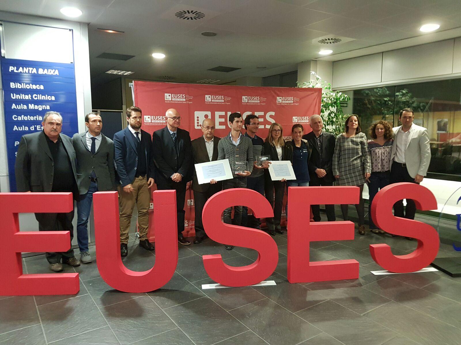 Èxit de la 6a jornada anual d'EUSES Alumni, amb l'atleta Esther Guerrero, el tècnic Joan Lleonart i el Dr. Ramon Olivé de protagonistes i els Jocs Olímpics