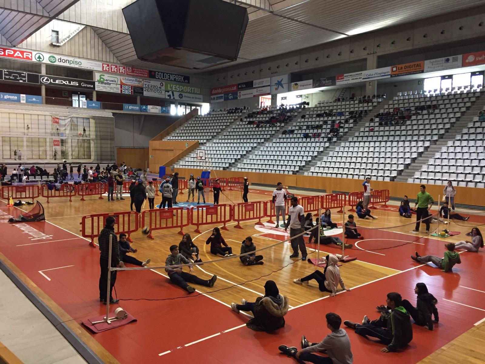 EUSES i el Consell Esportiu del Gironès organitzen la II JornadadeSensibilització a Girona