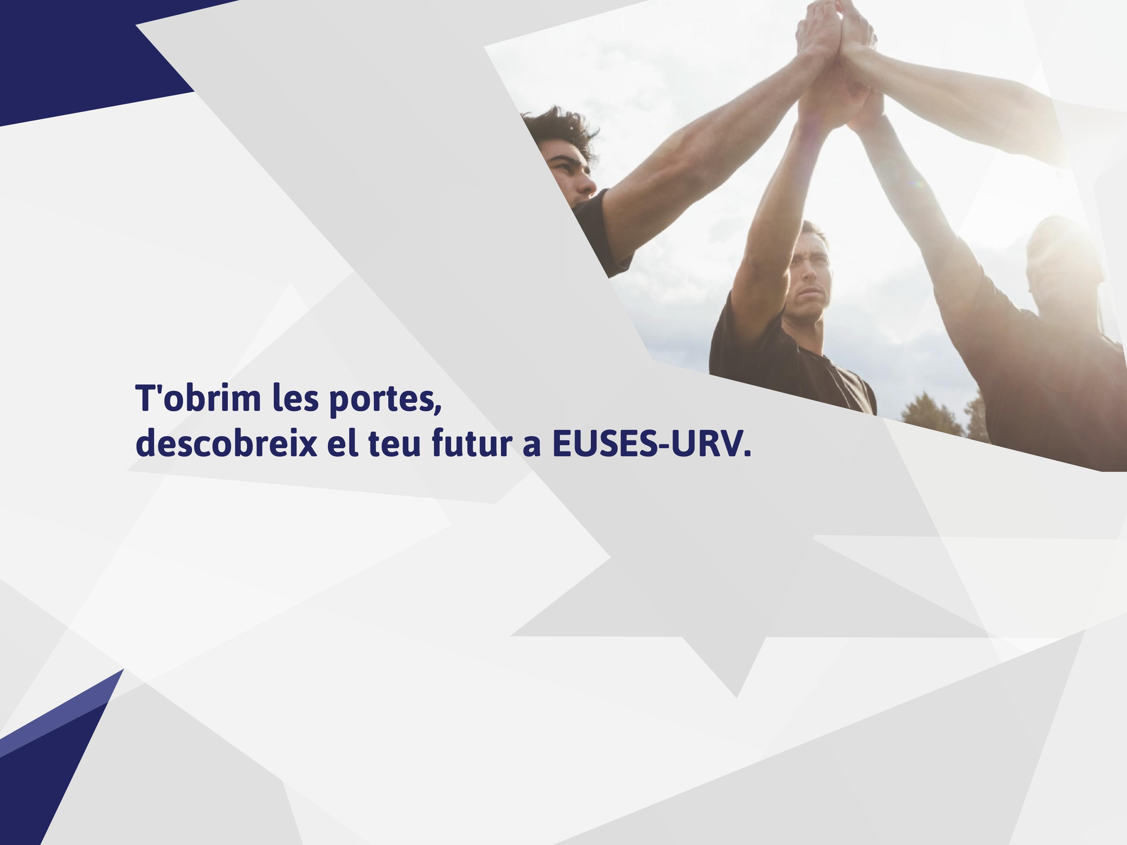 Noves Jornades de Portes Obertes a EUSES Terres de l'Ebre als Campus de Tortosa i Amposta
