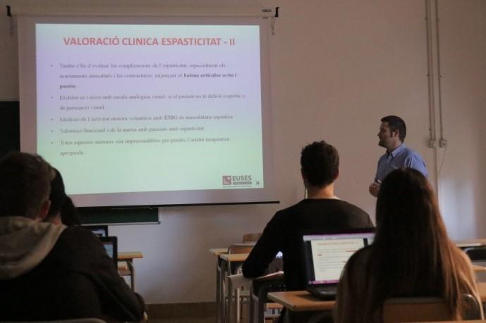 À quoi ressemblent les matières de la licence de kinésithérapie à l'EUSES-URV ? Optez pour une formation innovante et de qualité au Campus de Terres de l'Ebre