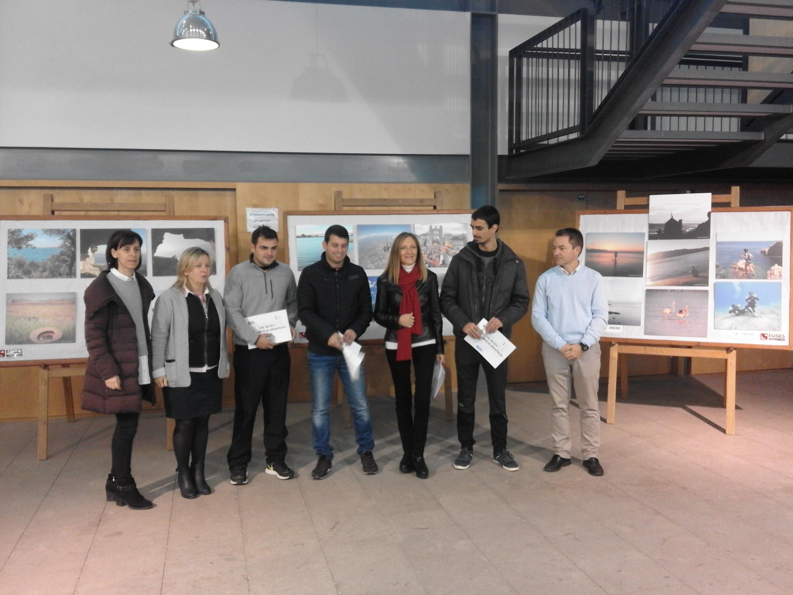 Exposició fotogràfica sobre Recreació, Oci i Creativitat per part dels alumnes de 4t de CAFE d'EUSES Terres de l'Ebre-URV