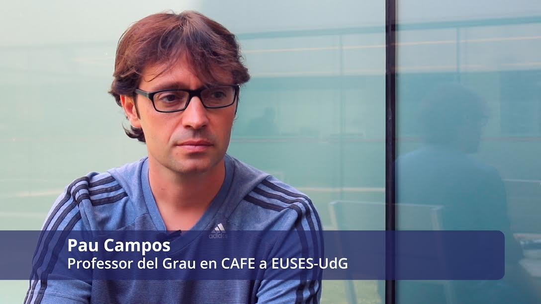 En què consisteix l'assignatura d'Handbol? Coneix-la de la mà de Pau Campos, professor del Grau en Ciències de l'Activitat Física i de l'Esport a EUSES-UdG