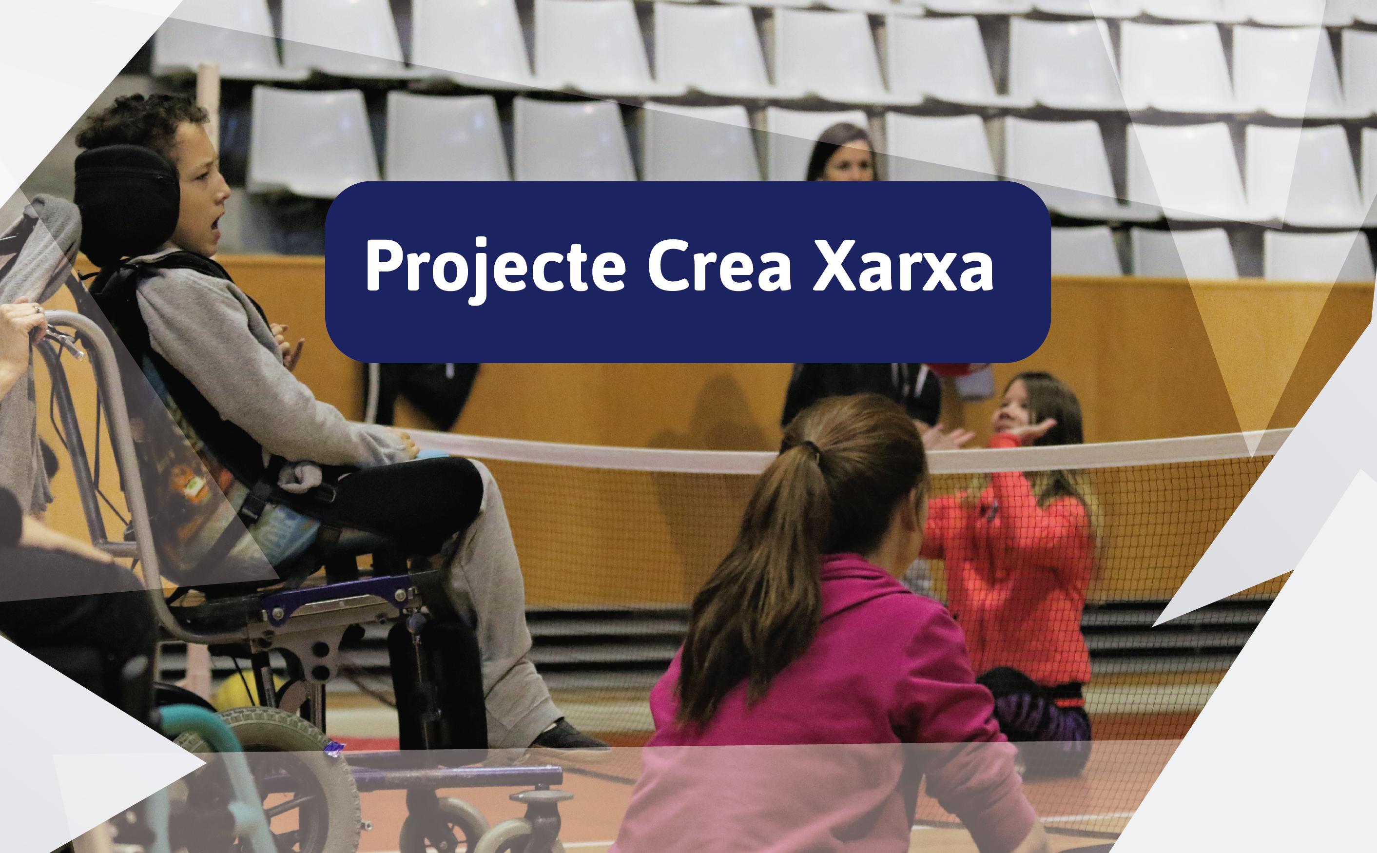 """""""Mai m'havia posat a la pell d'una persona amb discapacitat"""", el testimoni del Non, un dels participants de la jornada de sensibilització del projecte """"Crea Xarxa"""""""
