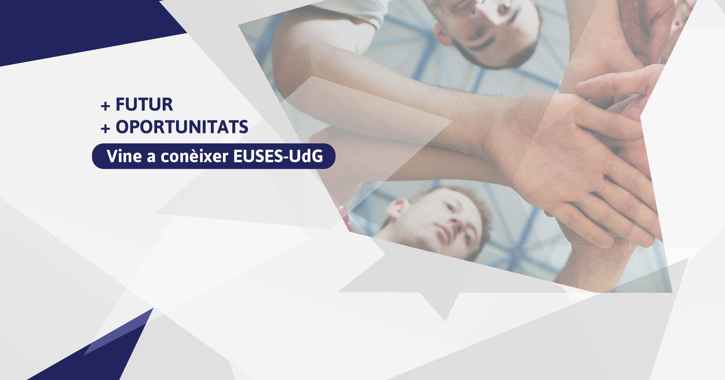 Jornades de Portes Obertes a EUSES-UdG, la Universitat de la Salut i l'Esport